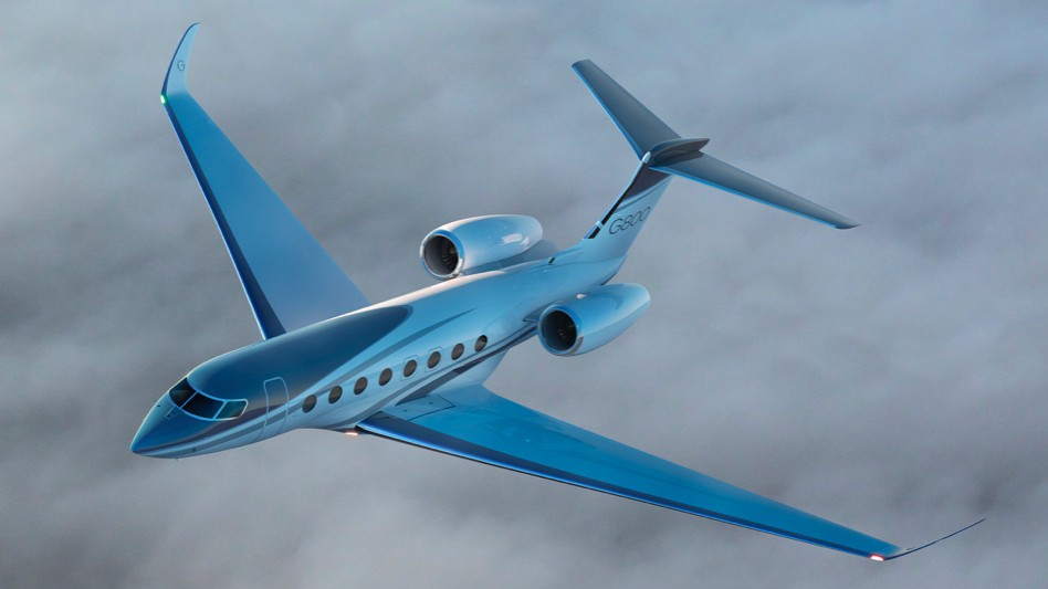 Gulfstream launches two new business jets