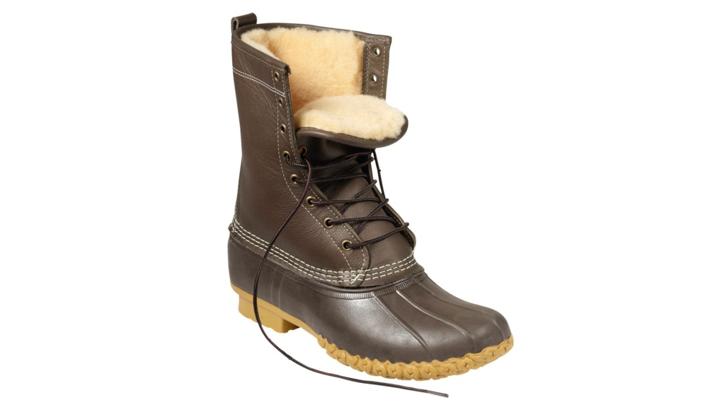 L.L. Bean Shearling-Lined Boots