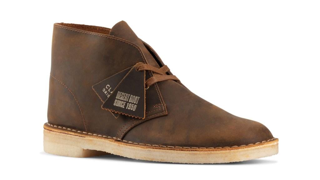 Clark's boot