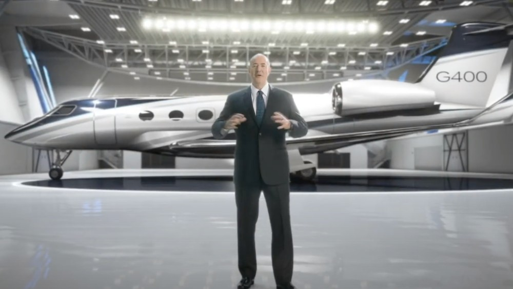 Gulfstream introduces the new G800 and G400