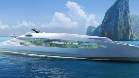 3deluxe VY.01 Superyacht