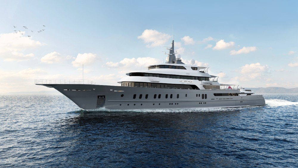 Turkey is the world's third-largest builder of superyachts.