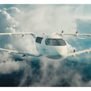 Craft Aero new VTOL Design with unique wing structure