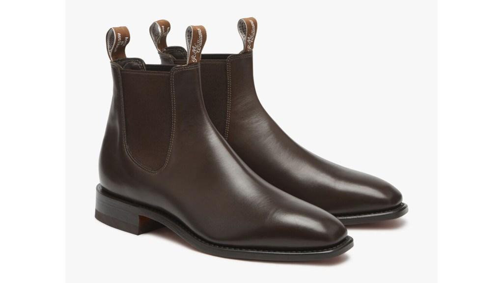 R.M. Wiliams Chelsea boot