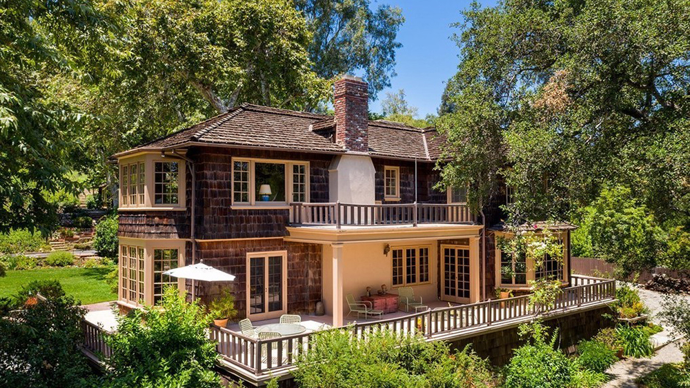 Myron Hunt Pasadena Estate