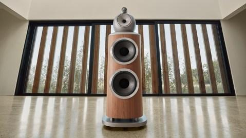 Bowers & Wilkins Diamond Speaker