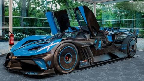 Bugatti Bolide Prototype
