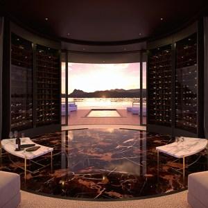 CellArt Wine Display