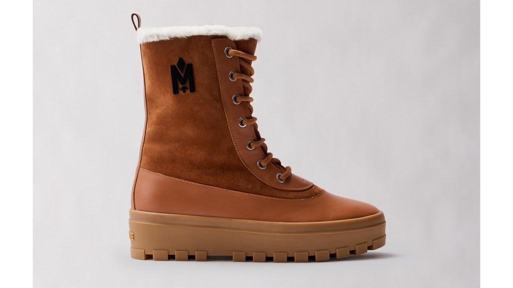 Mackage Hero Lug Sole Shearling-Lined Winter Boot