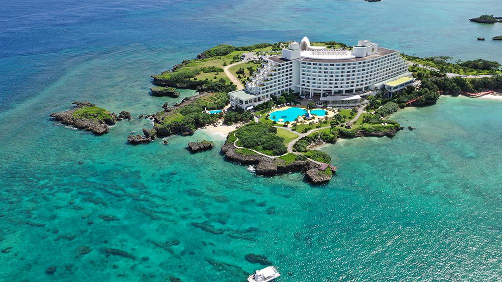 ANA InterContinental Manza Beach Resort, Japan
