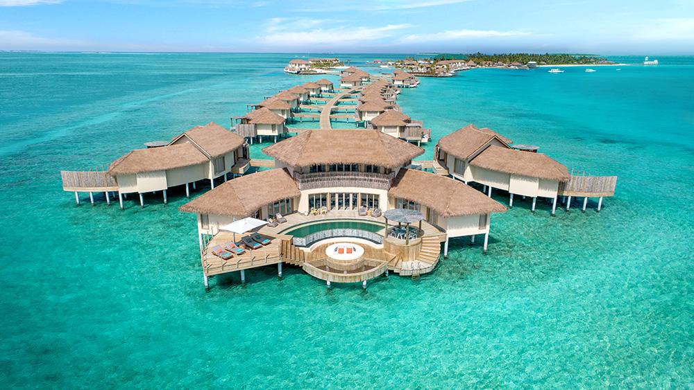 InterContinental Maamunagau Maldives Resort