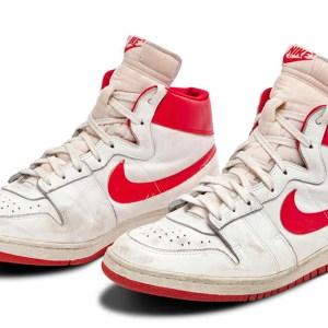 Micheal Jordan Nike Air Ships