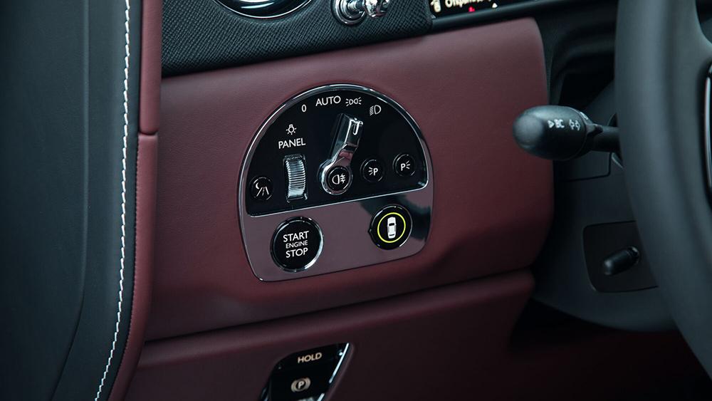 Klassen Armored Rolls-Royce Cullinan