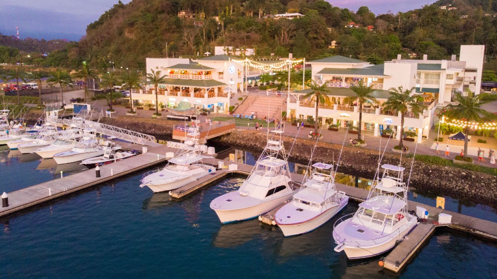 superyacht marinas are coming to a cruising ground near you