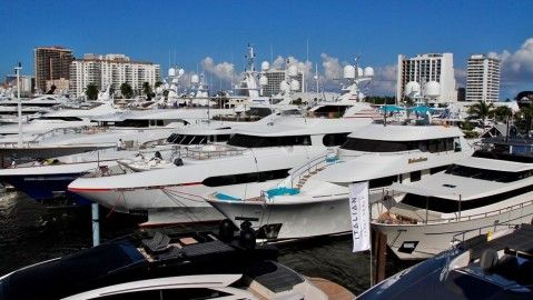 The Fort Lauderdale International Boat Show starts this week. Here are seven launches.