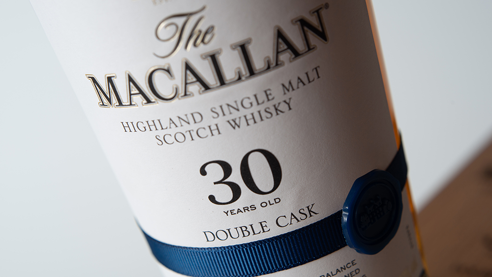 The Macallan Double Cask 30 Years Old
