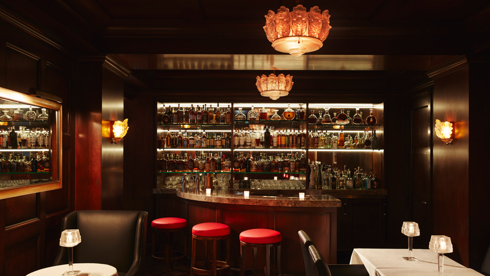 maybourne cigar whiskey bar beverly Hills