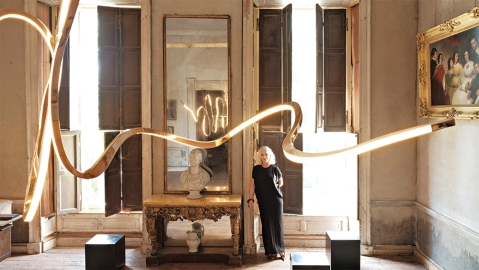 Niamh Barry Light Designer
