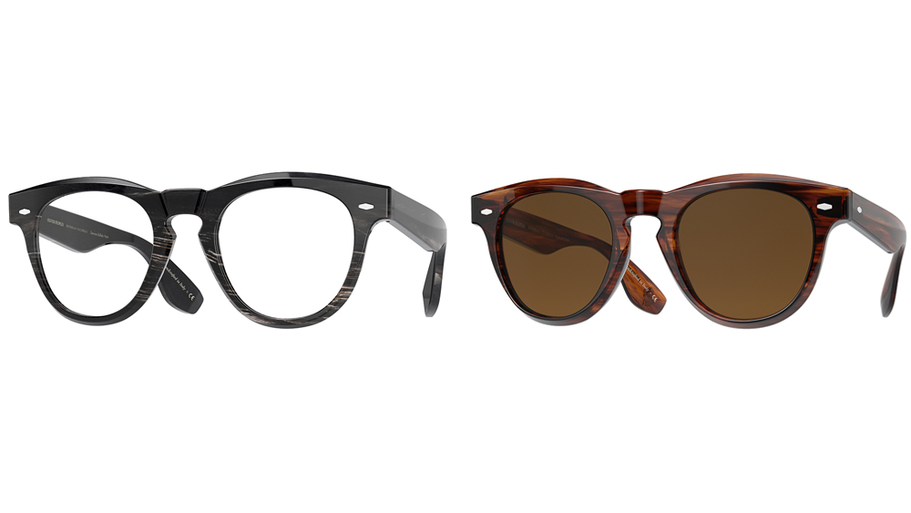 Olivers Peoples and Brunello Cucinelli Eyewear