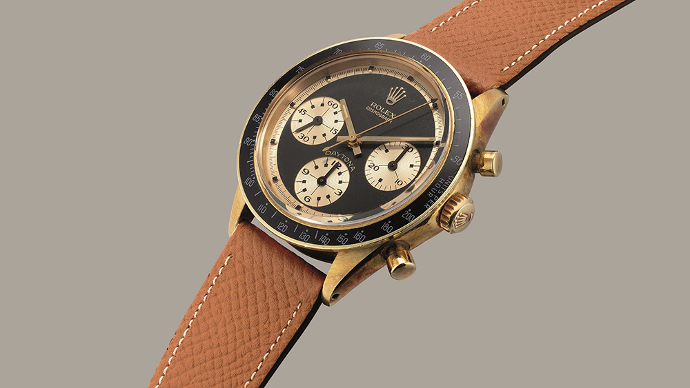 """A 1968 Rolex Daytona With """"John Participant Particular"""" Dial Heads to Public sale – Robb Report"""