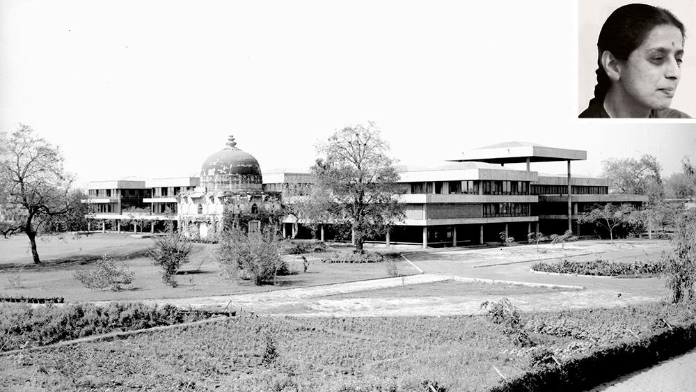 Gira Sarabhai Architecture