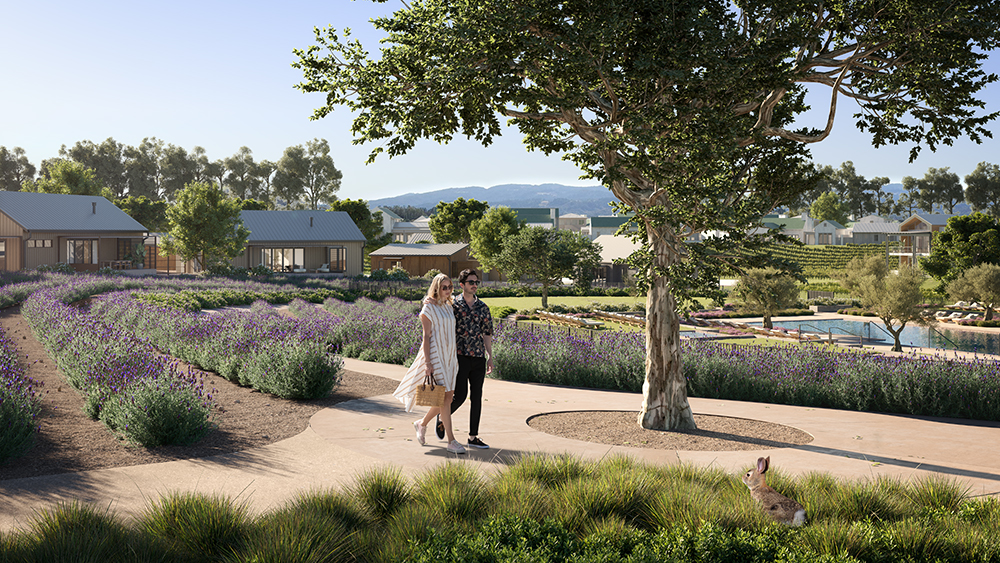 First Look: You Can Now Live the Vineyard Life at Napa Valley's New Auberge Resort Residences