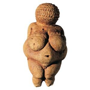 The Venus of Willendorf Sculpture