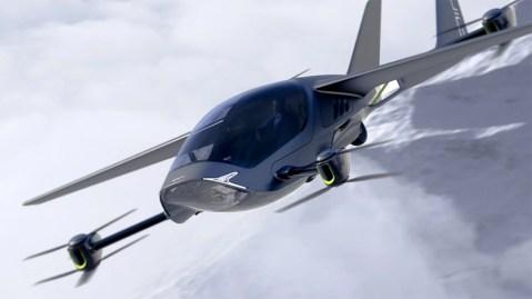 Air One eVTOL