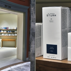 Bergdorf Goodman Opens the Men's Self-Care Shop