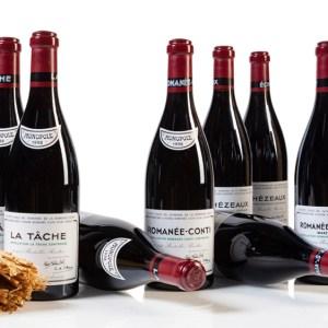 A case of Romanée-Conti 1998