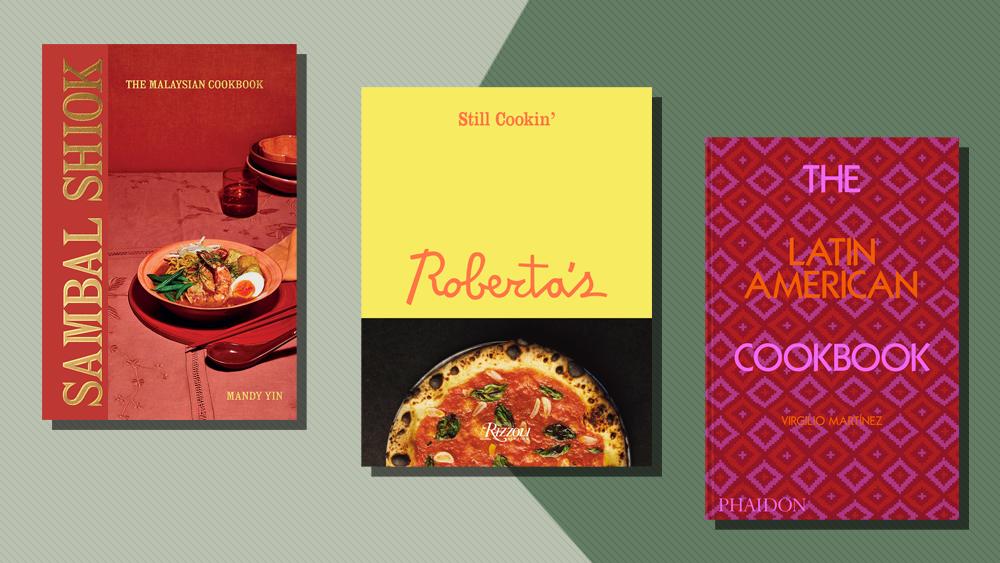 Sambal Shiok, Roberta's, The Latin American Cookbook
