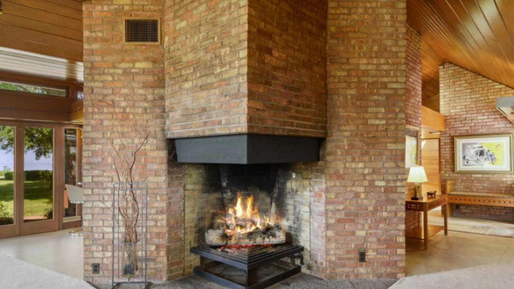 Frank Lloyd Wright House Michigan