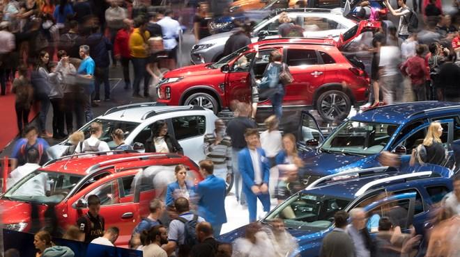The Geneva International Motor Show in 2019