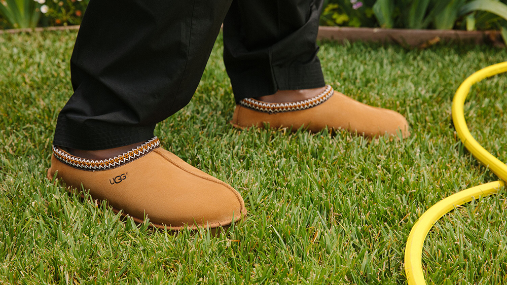 The Tasman slipper