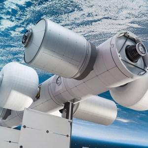 Blue Origin's Orbital Reef space station concept