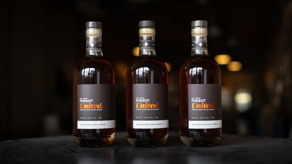 Pursuit United Blended Bourbon