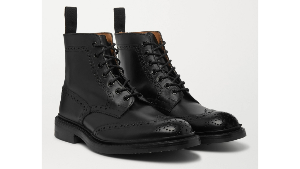 Tricker's boots